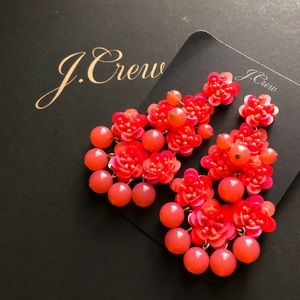 NWT J. Crew Beaded earrings